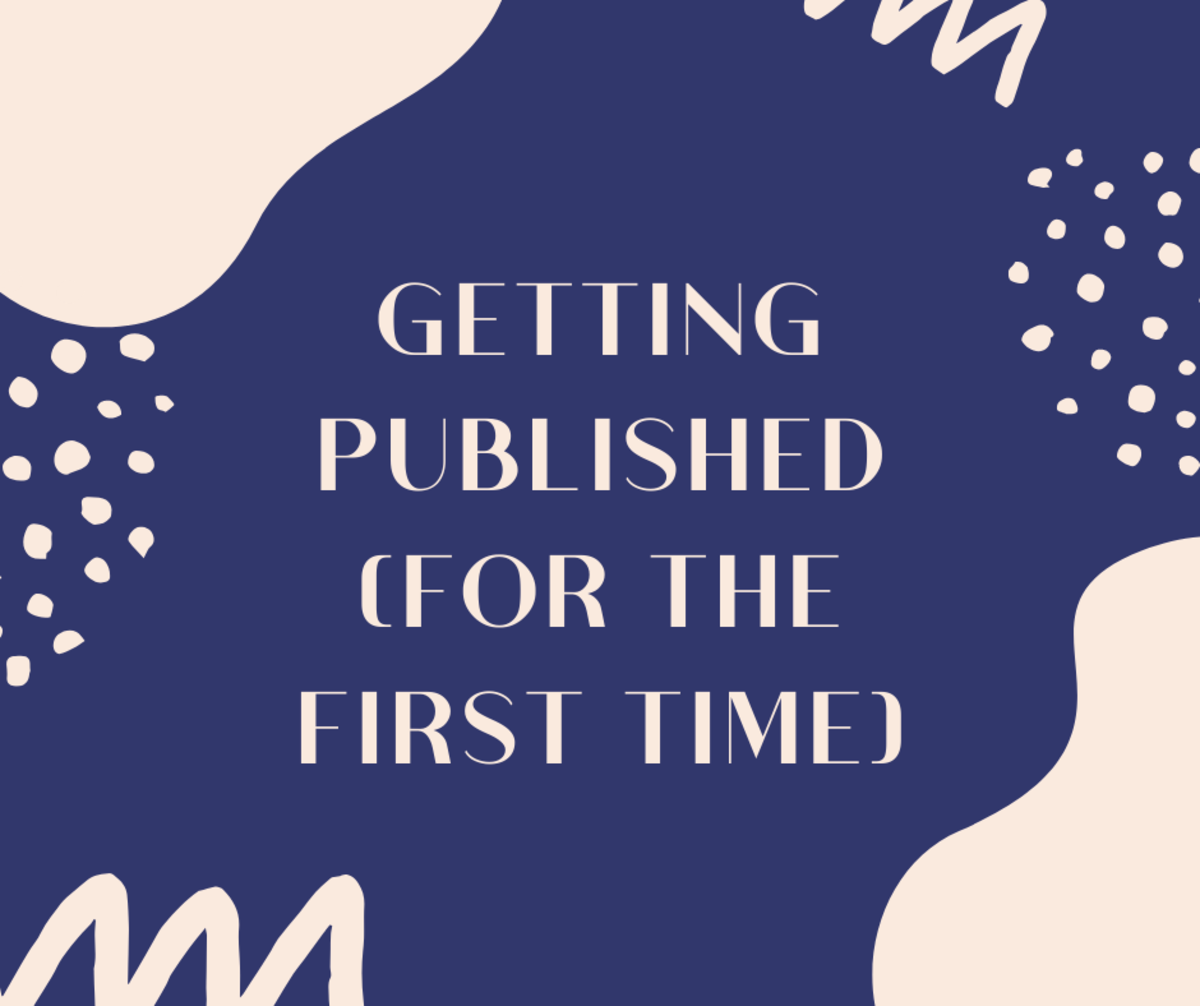 Learn how to get published for the first time!