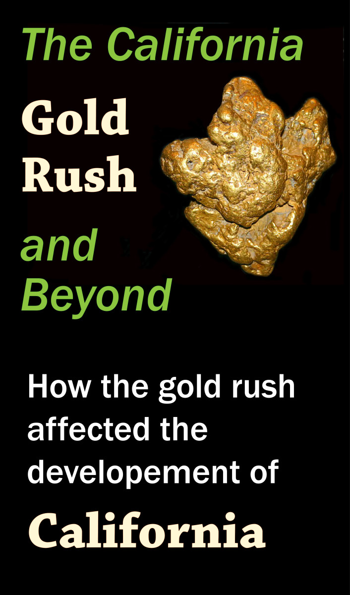 The California Gold Rush—the History of Mining in Gold Country