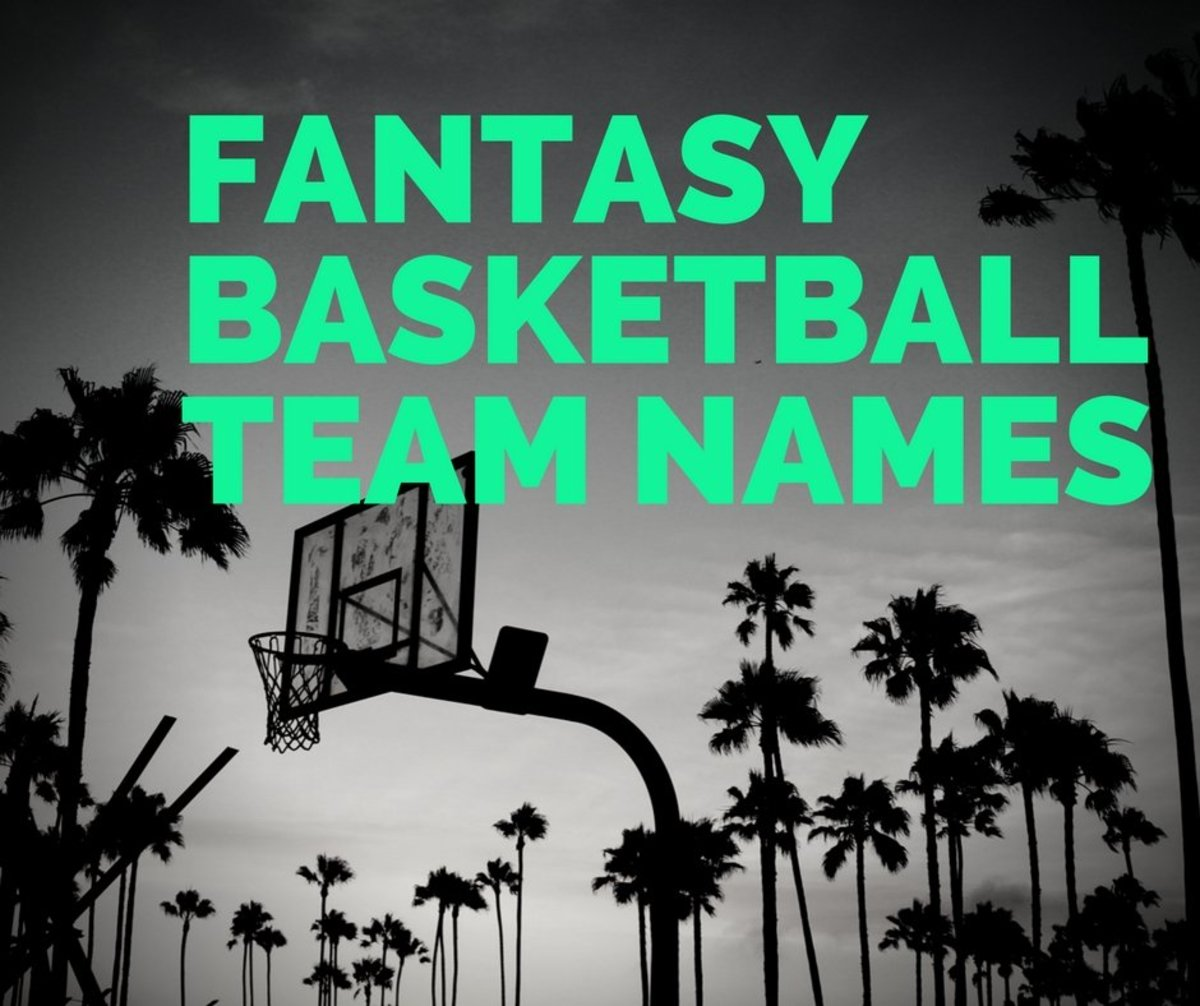 101+ Badass Fantasy Basketball Team Names