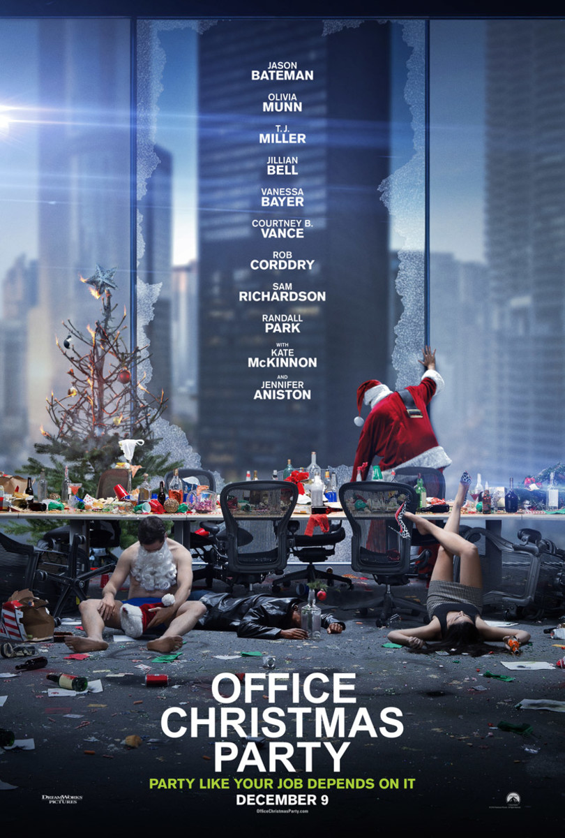 Office Christmas Party: Movie Review
