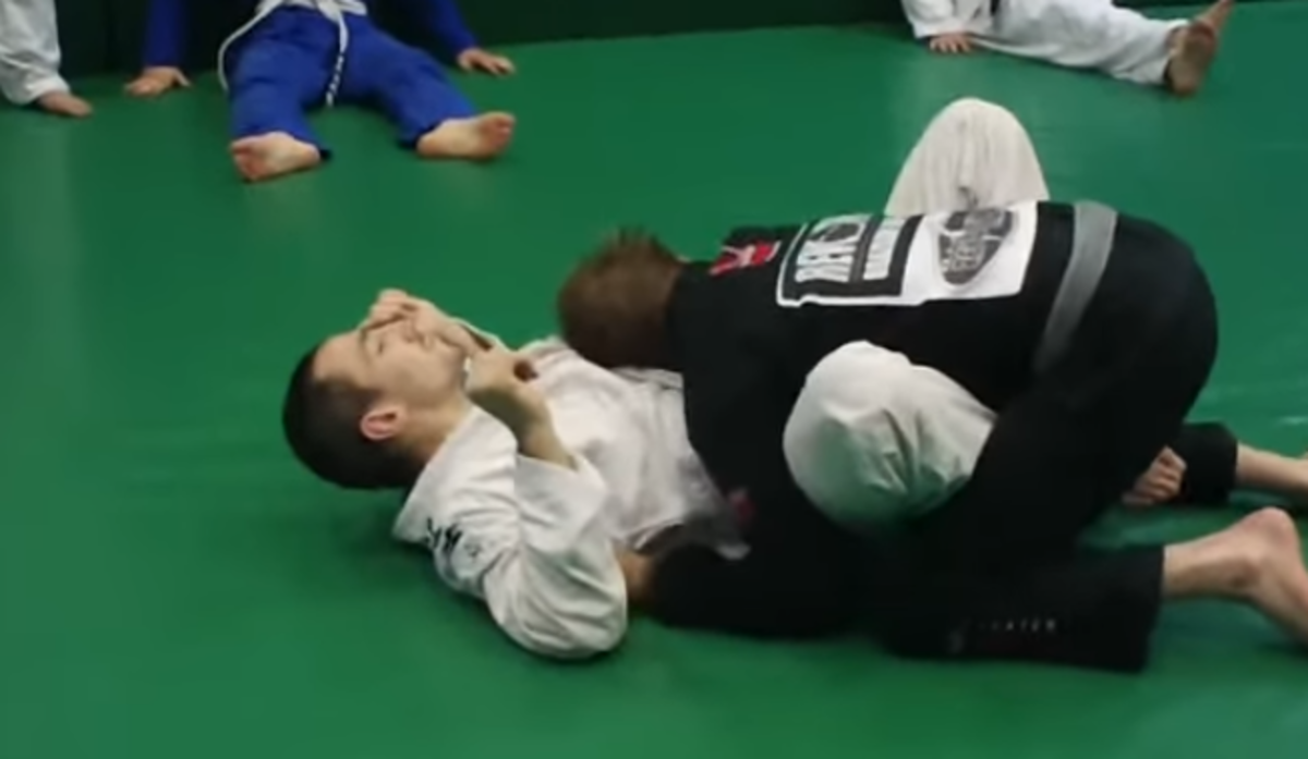 3 Low Butterfly Guard Passes for BJJ Competition