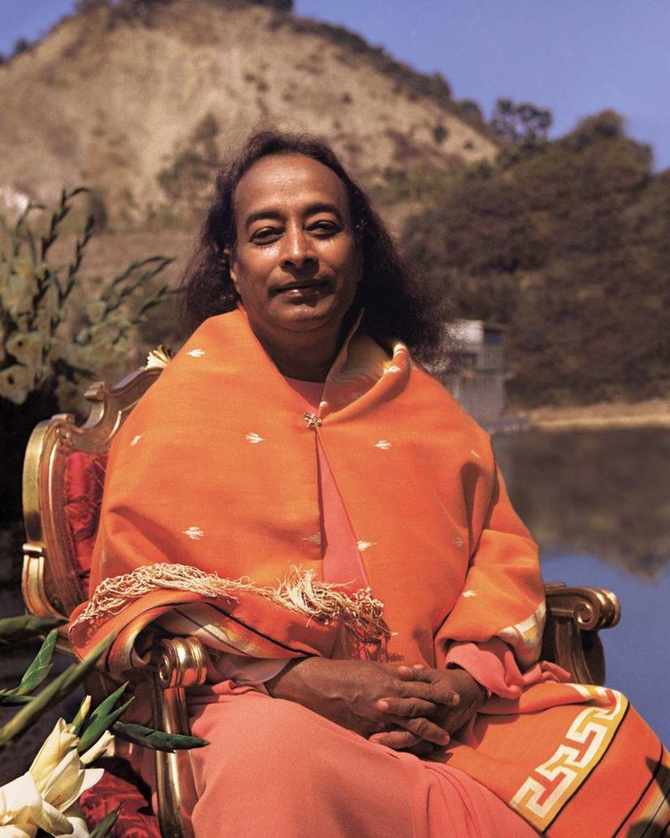 Paramahansa Yogananda - Lake Shrine Dedication 1950