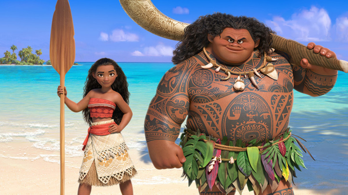Moana: A Millennial's Movie Review