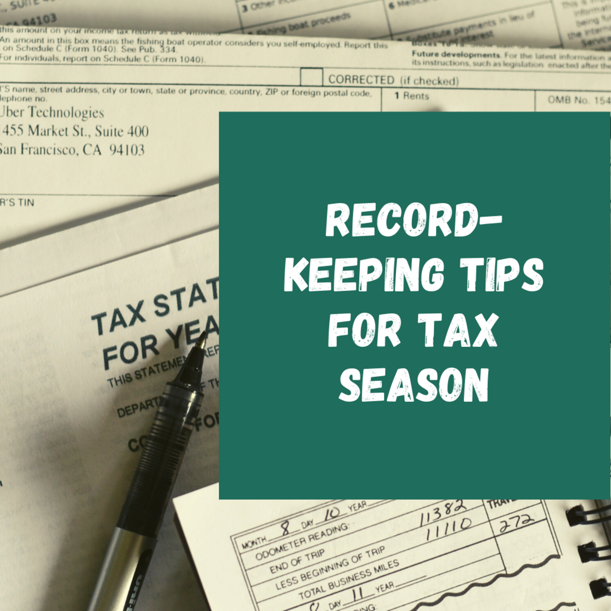 Record-Keeping Tips for Tax Season
