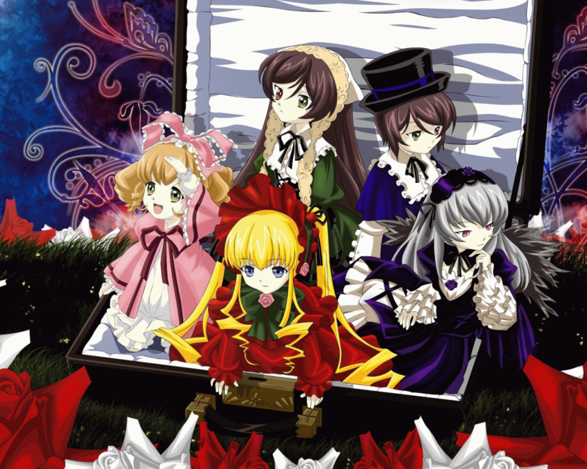 At a Glance: Rozen Maiden