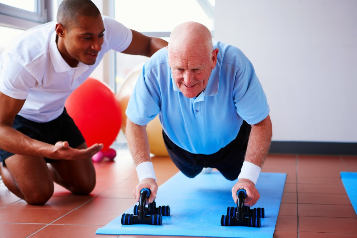 Exercise for Senior Populations