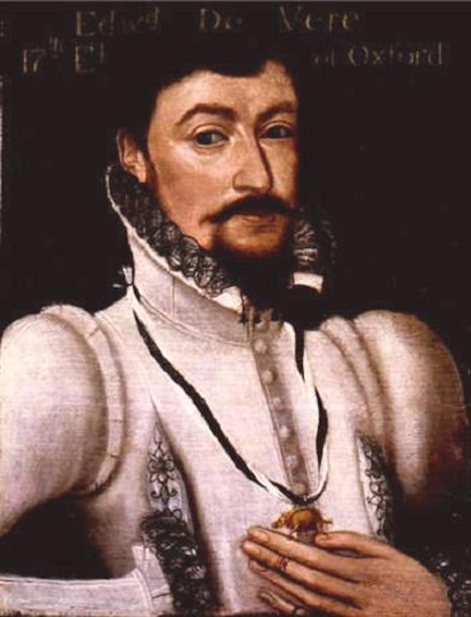 """Edward de Vere, 17 Earl of Oxford - The real """"Shakespeare"""""""