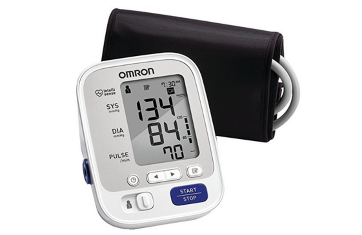 best-home-blood-pressure-monitors
