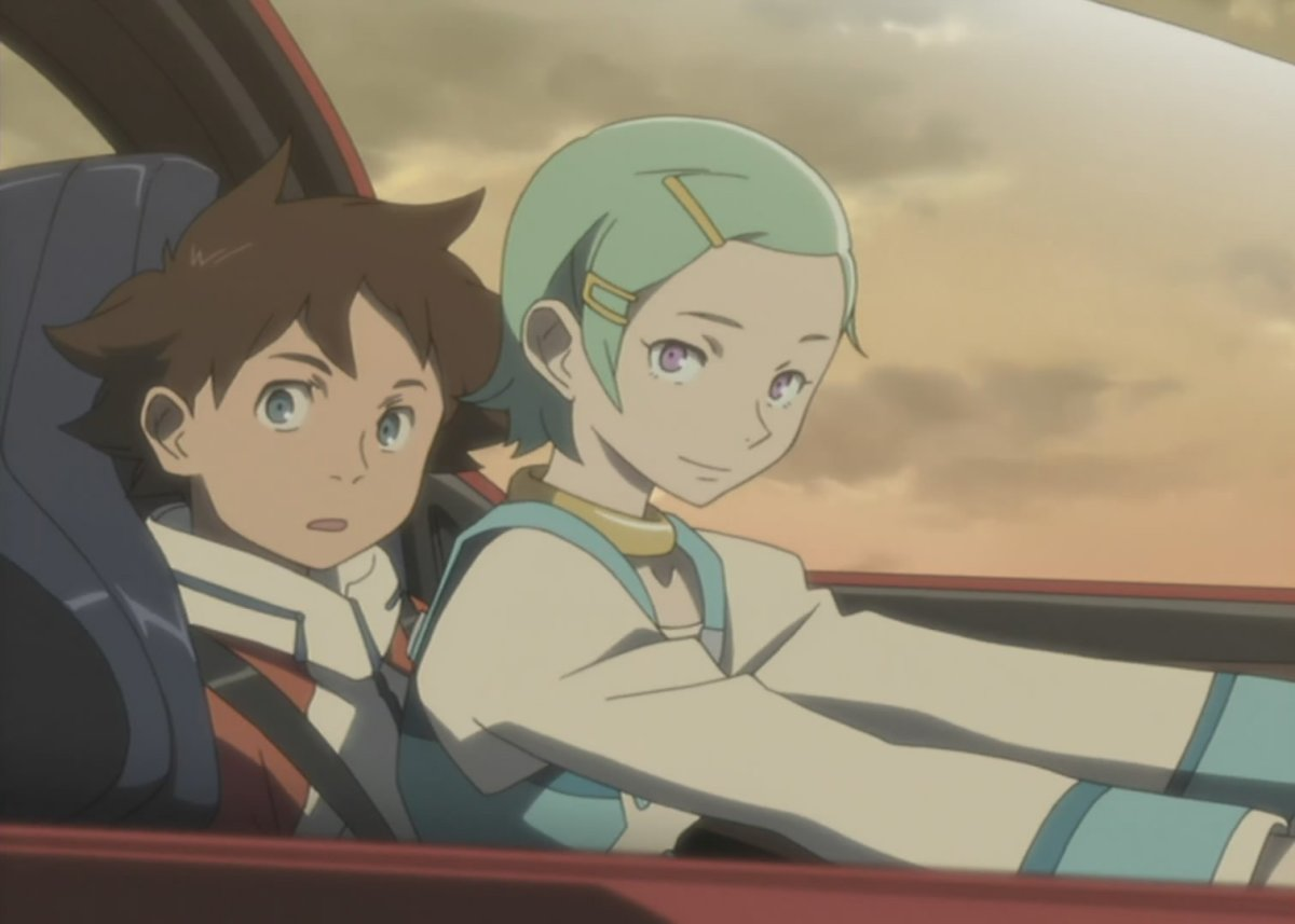 Anime Reviews: Eureka Seven
