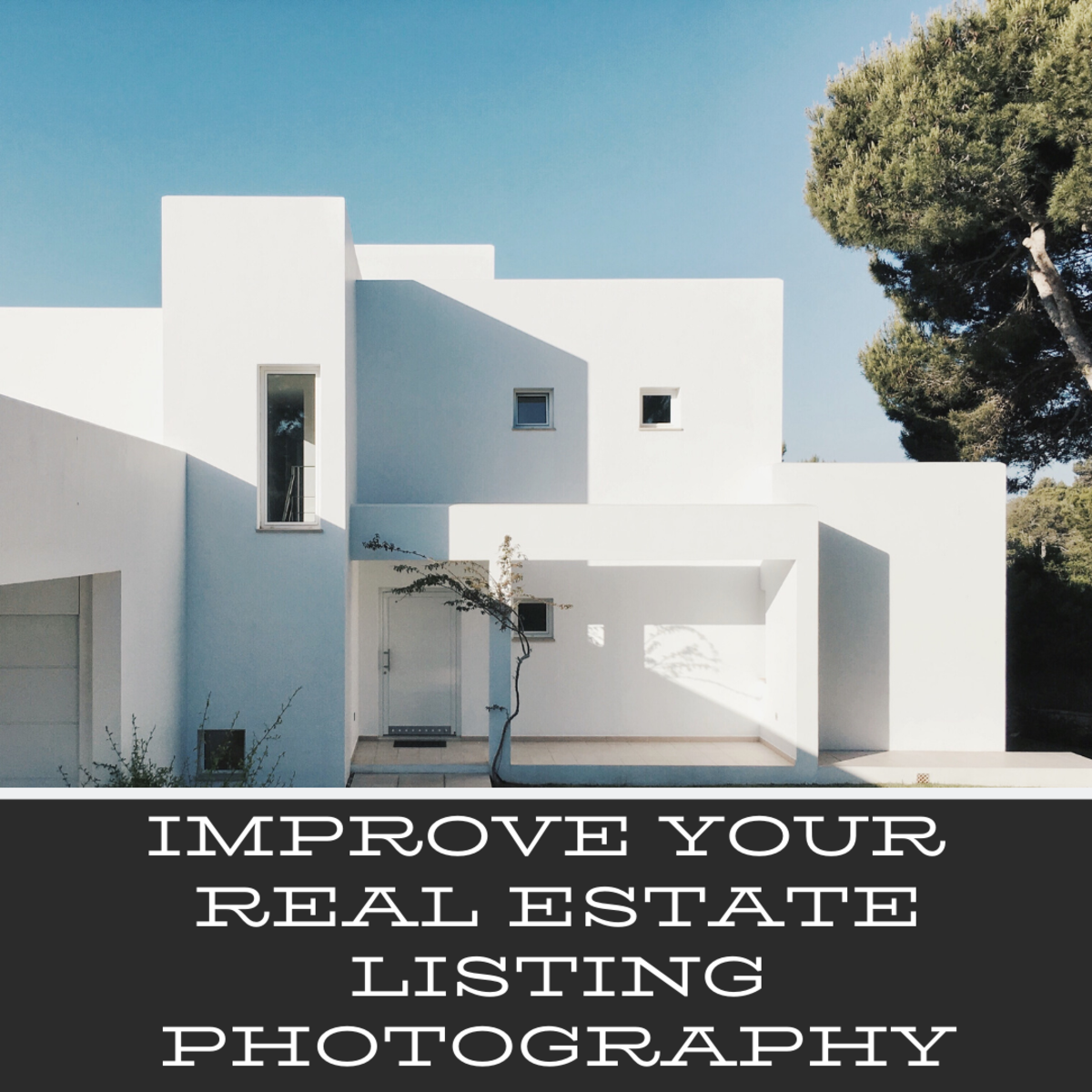 These tried and true methods will greatly improve your real estate photography.