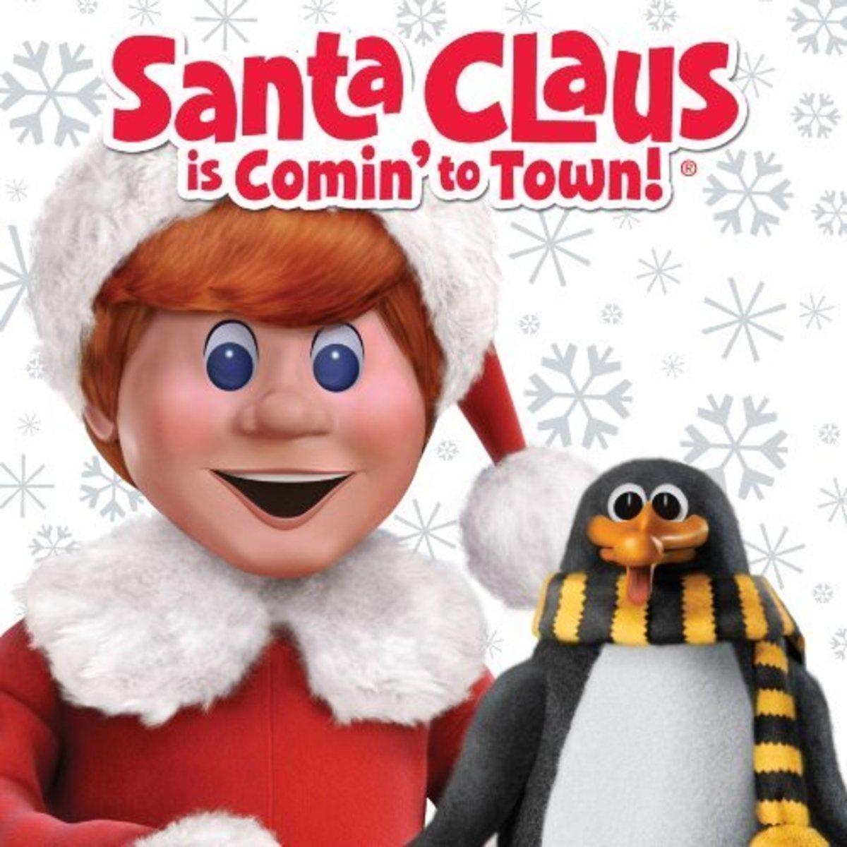 Rankin/Bass Retrospective - Santa Claus is Comin' to Town