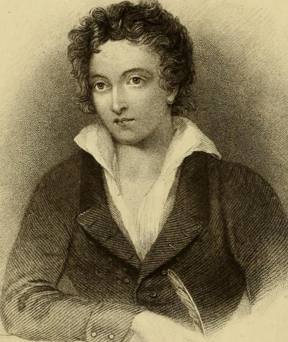Percy Bysshe Shelley's