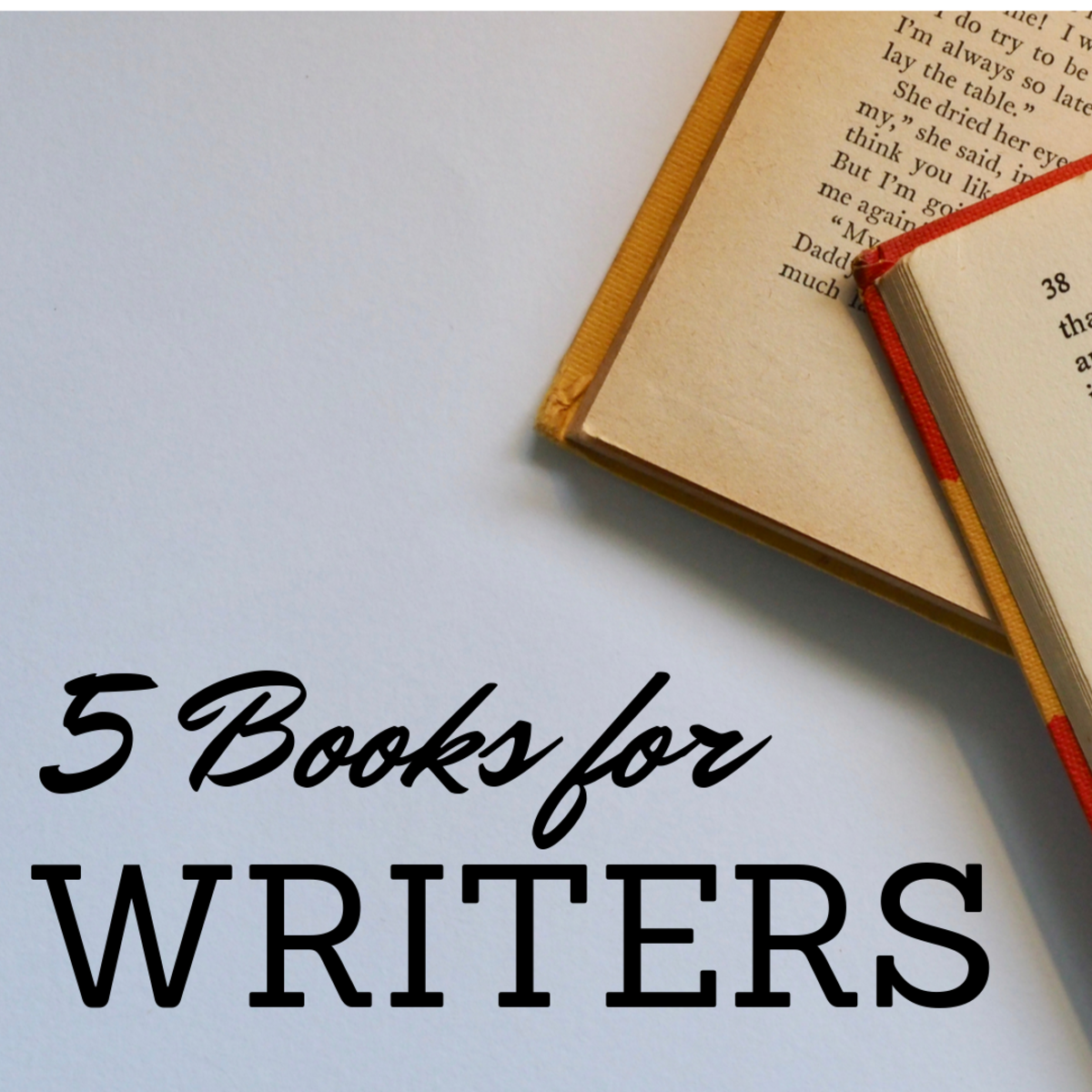 5 Books That Will Make You a Better Writer