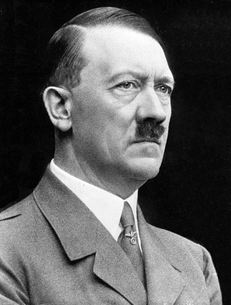 How Hitler Cheated Death–for a Awhile