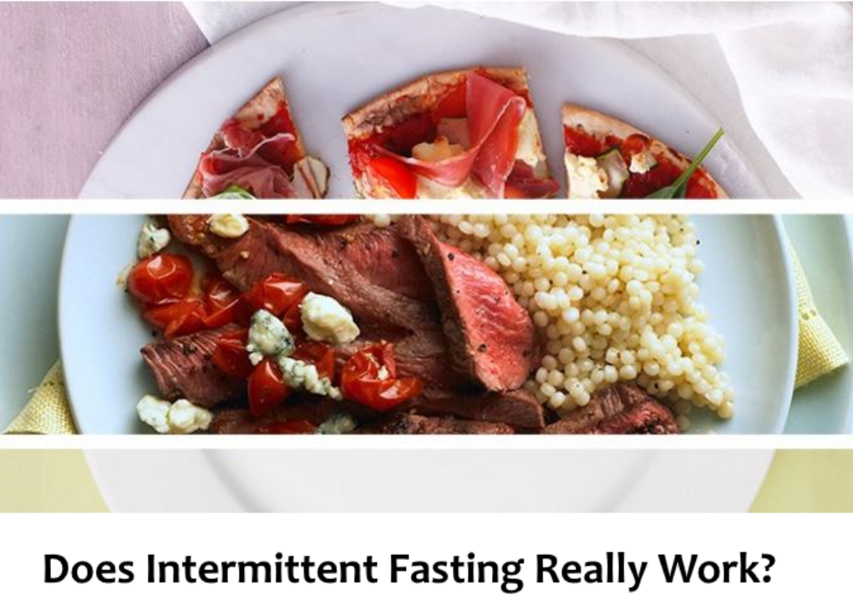 One review in the journal Molecular and Cellular Endocrinology looked at studies on intermittent fasting and found that an average of 7 to 11 pounds was lost from 10 weeks of intermittent fasting.