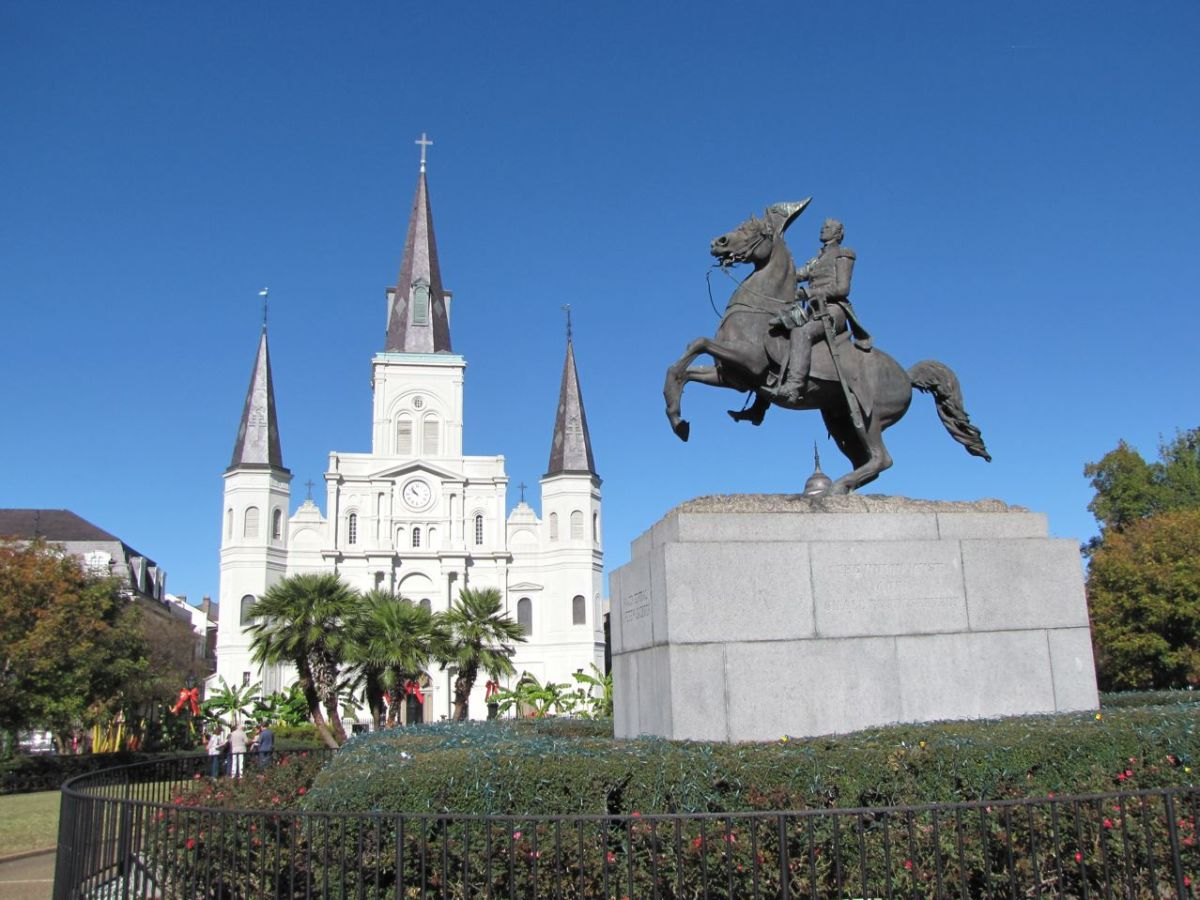 One Day in New Orleans: Visiting the Big Easy