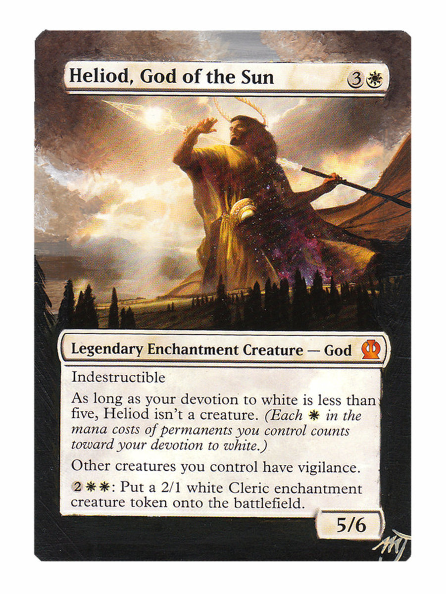 Top 6 White Commanders in Magic: The Gathering