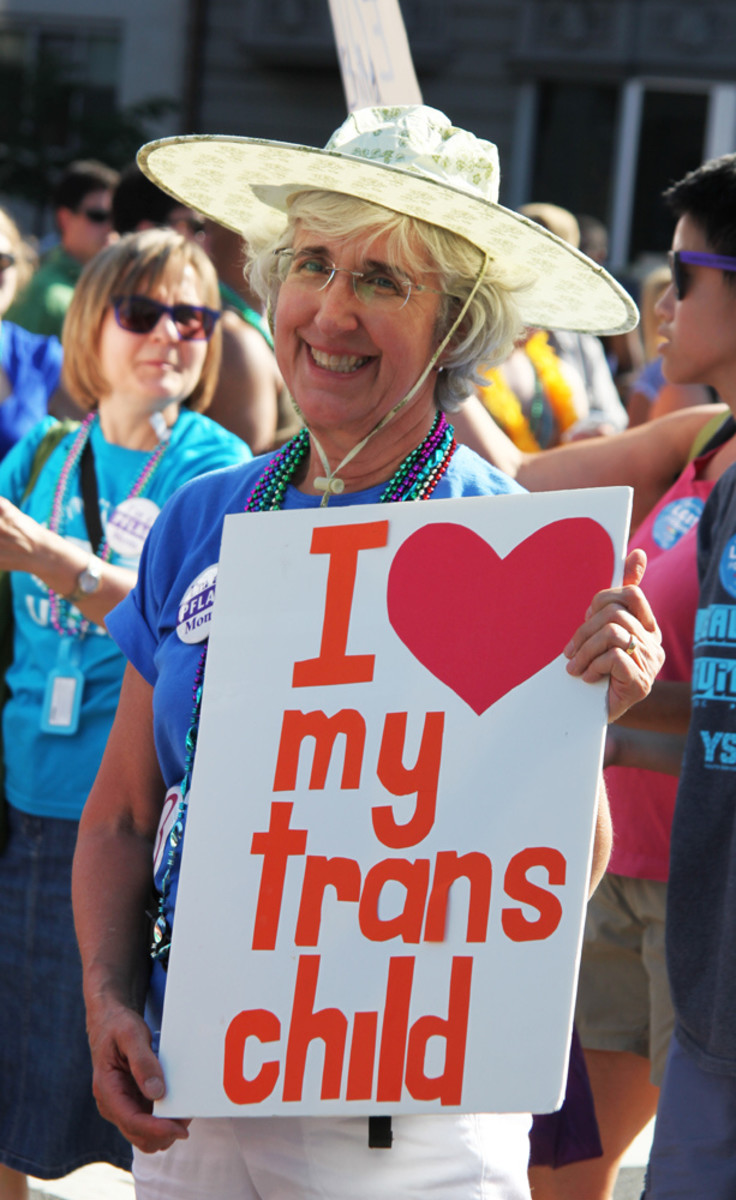 2012 Capital Pride Parade - Washington DC
