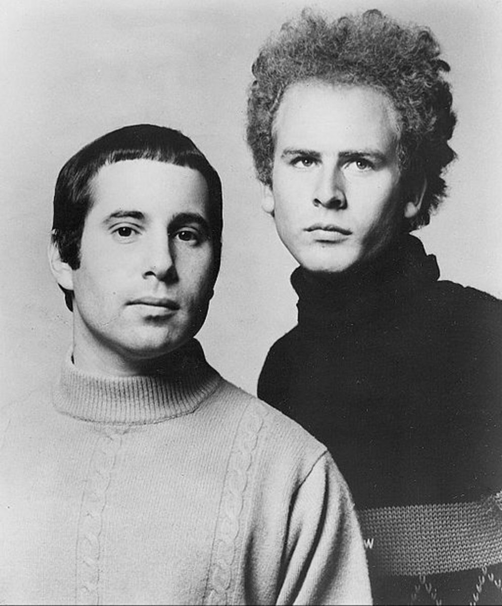 Simon and Garfunkel: Harmonious Discord