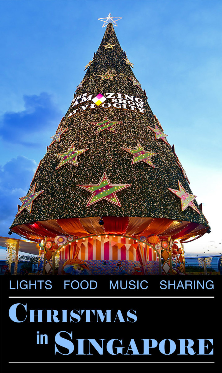 Christmas in Singapore: Lights, Food, Music, and Festive Sharing