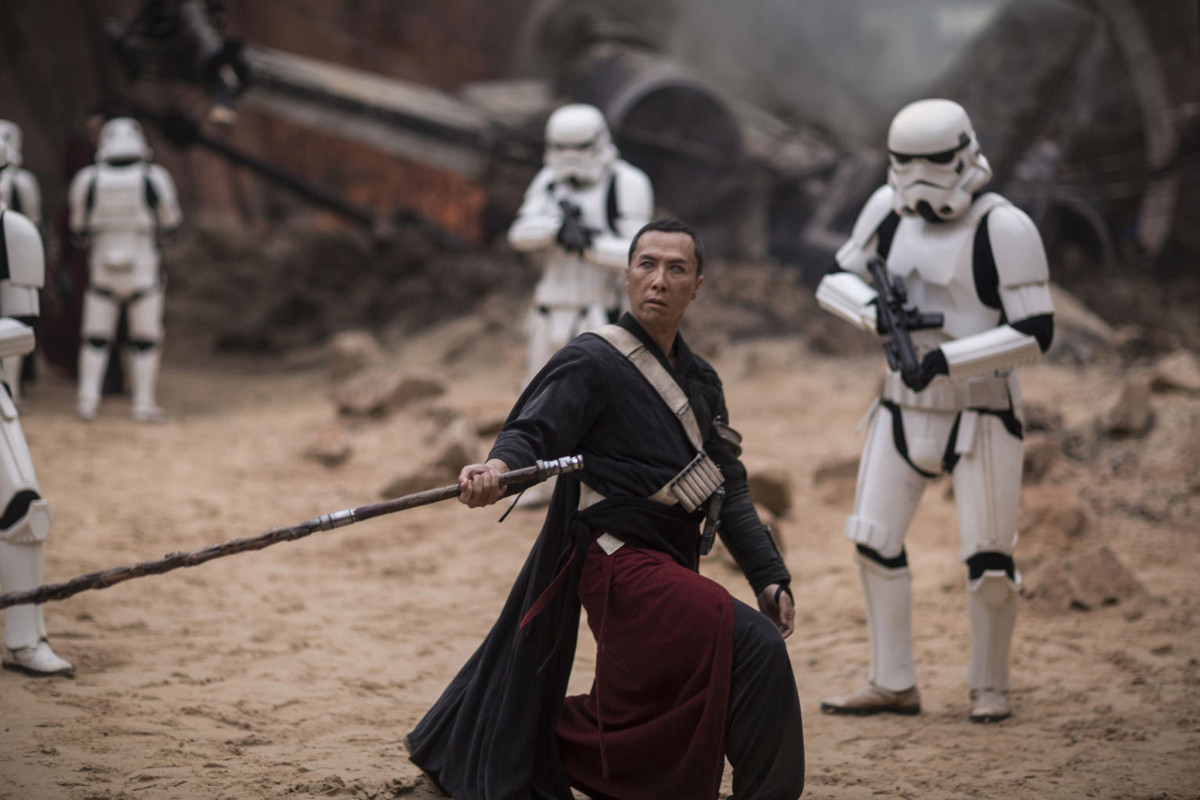 Though Americans are just becoming familar with Donnie Yen with Rogue One, it is not his first time acting in an American movie