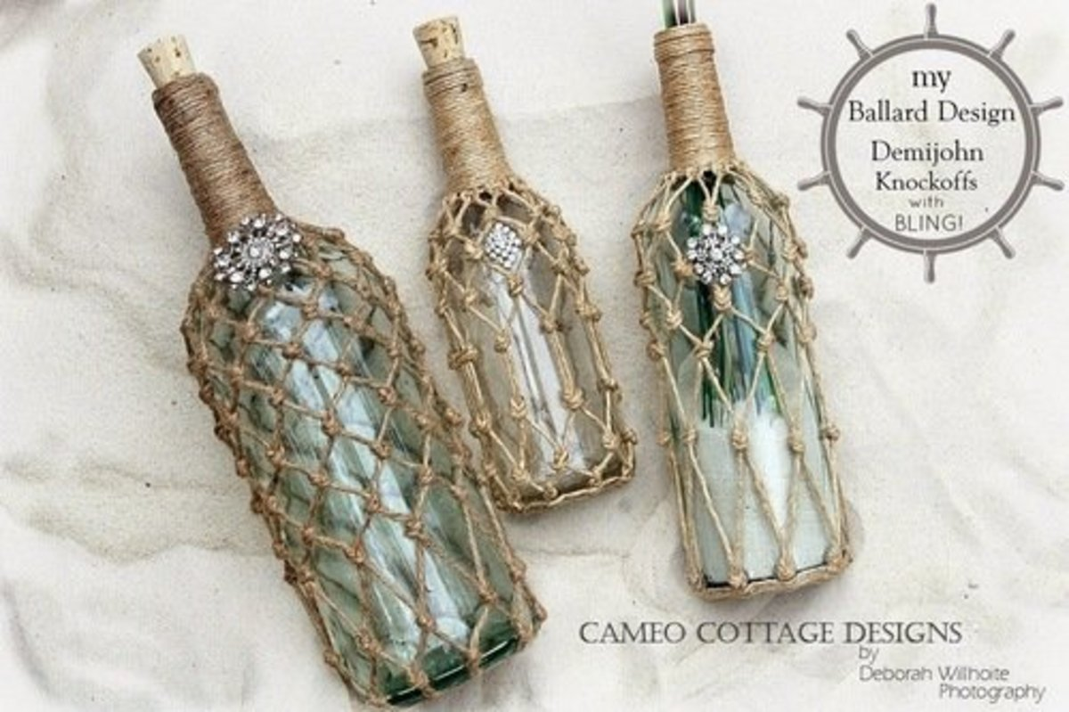 36 DIY Super Creative Wine Bottle Craft Ideas