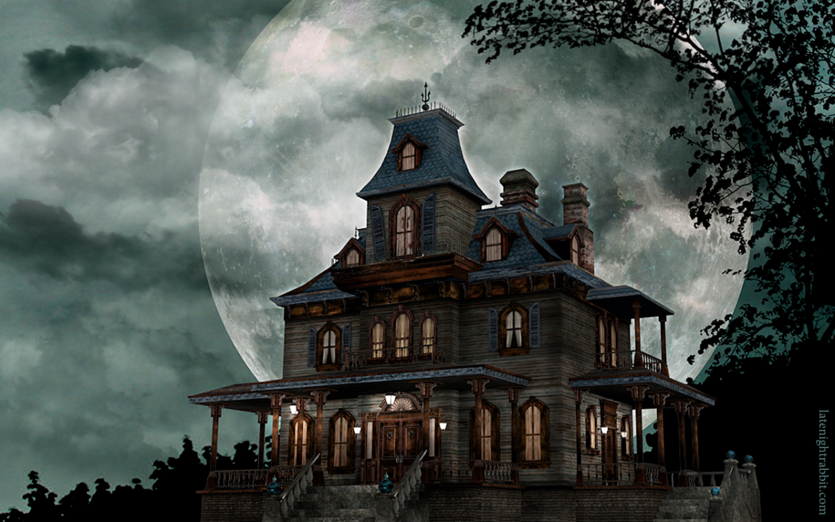 You too can haunt houses! And luckily, you can do so without breaking the bank.