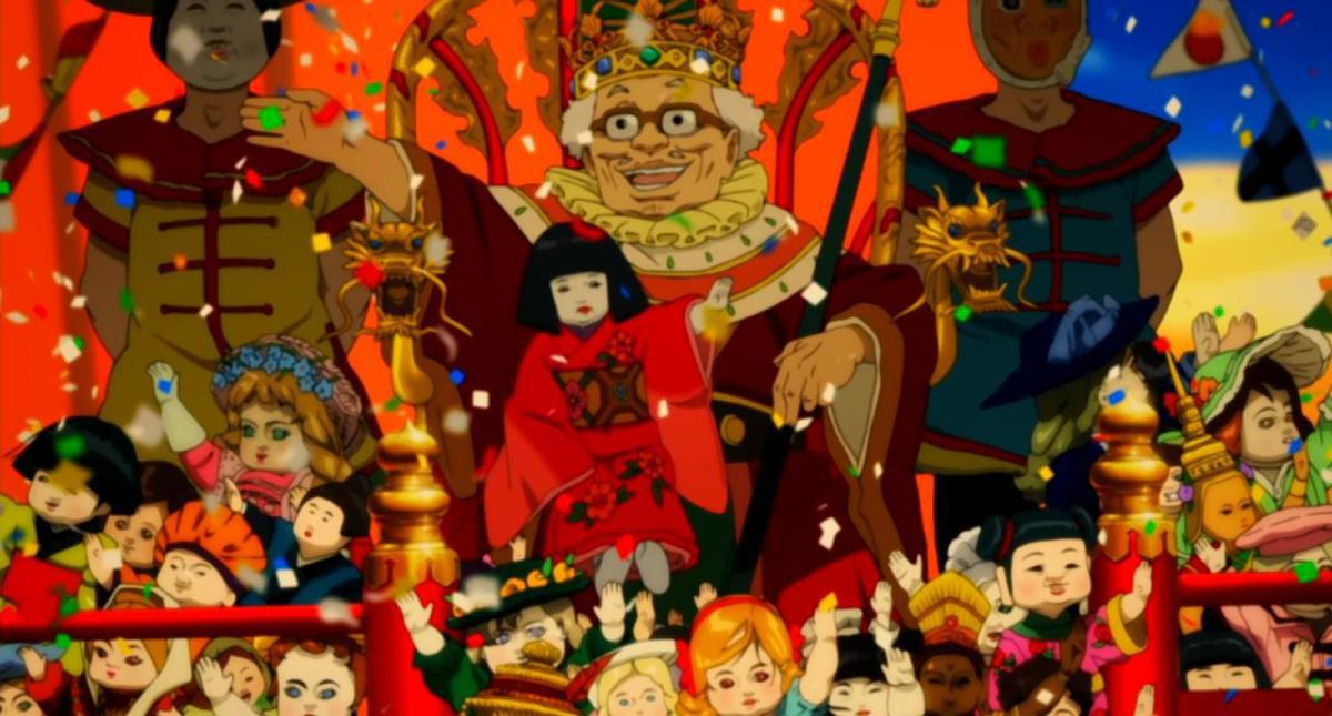 Film Review: Paprika