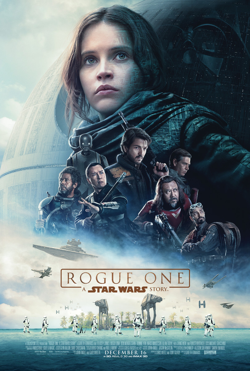 Rogue One: A Star Wars Story - A Millennial's Movie Review