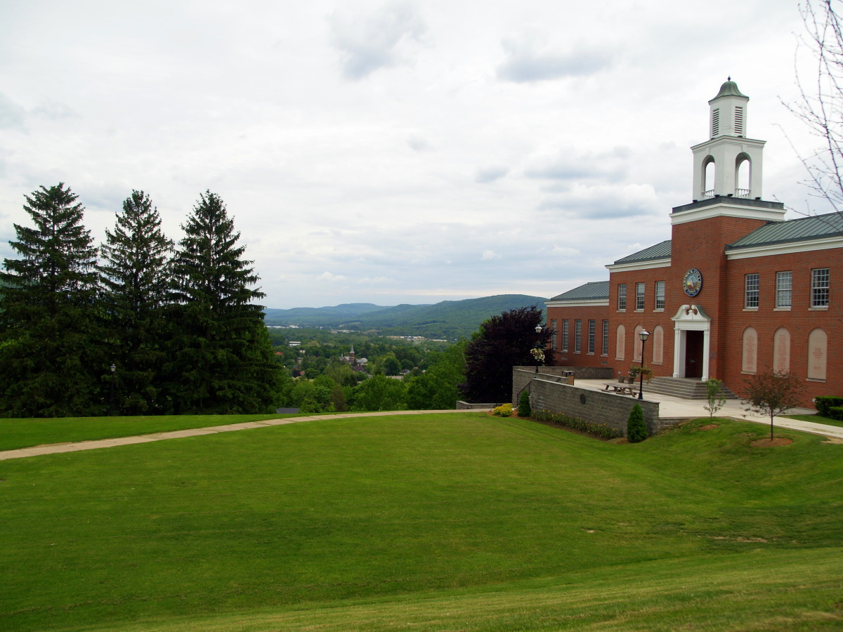 Special Thanks to Hartwick College, Oneonta NY, for the use of their beautiful library!