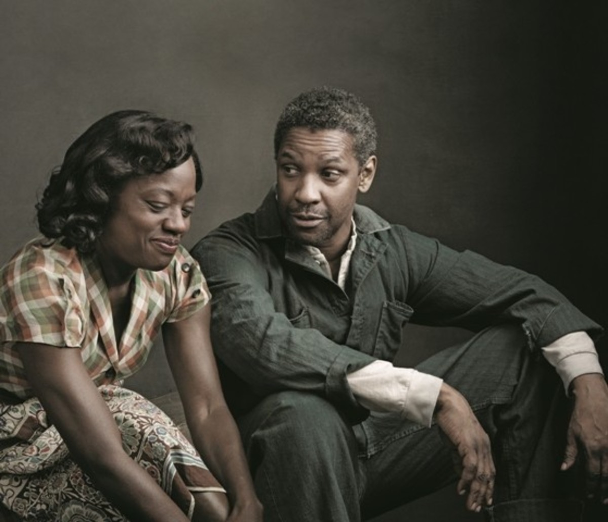 Rafini's Movie Review: Fences