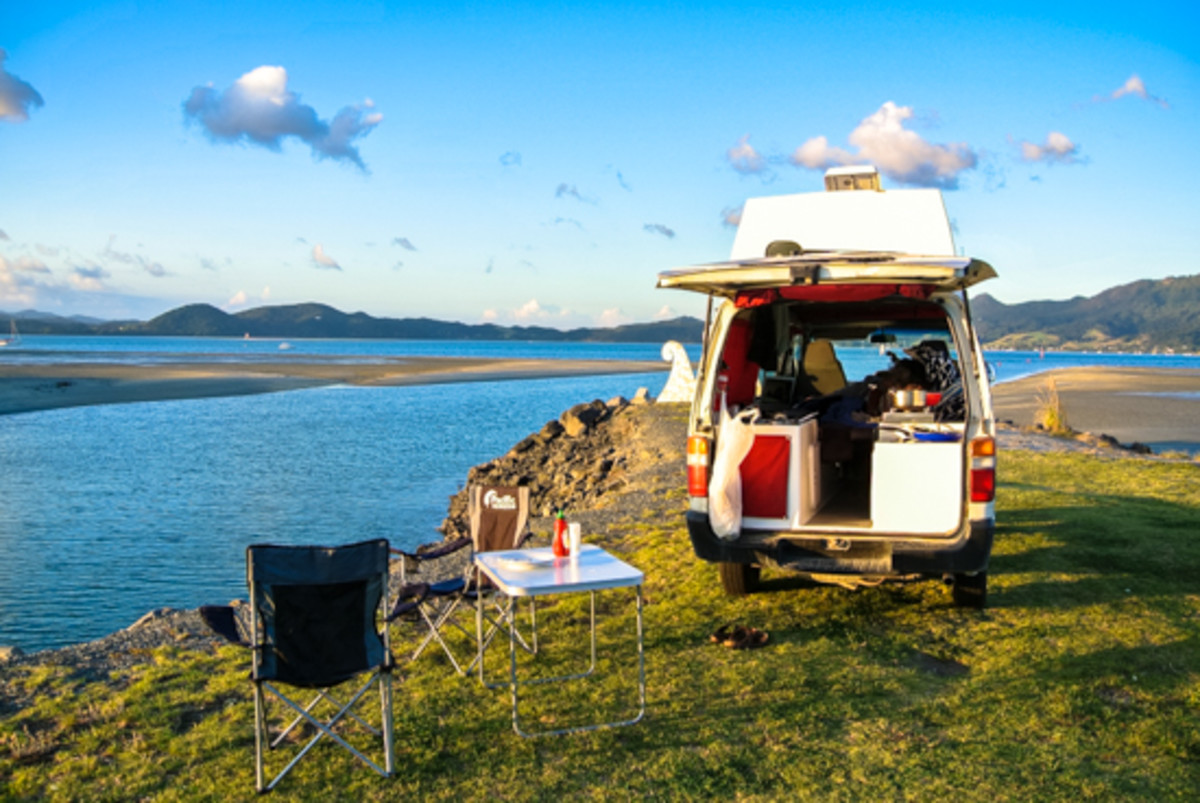 Freedom Camping in New Zealand: Advice From a Local