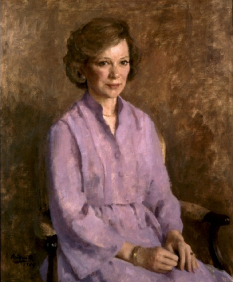 Rosalynn Carter – a Short Biography