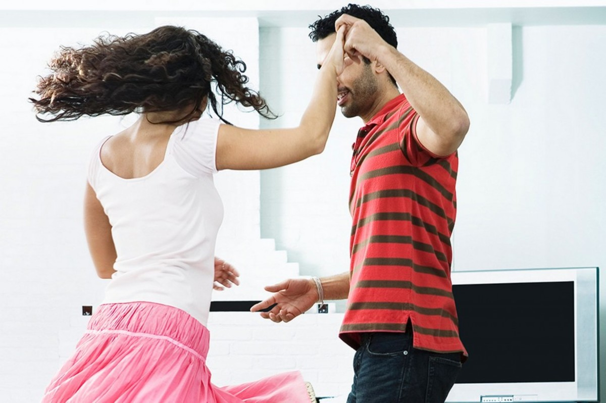 What Should Men Wear to Dance Lessons?