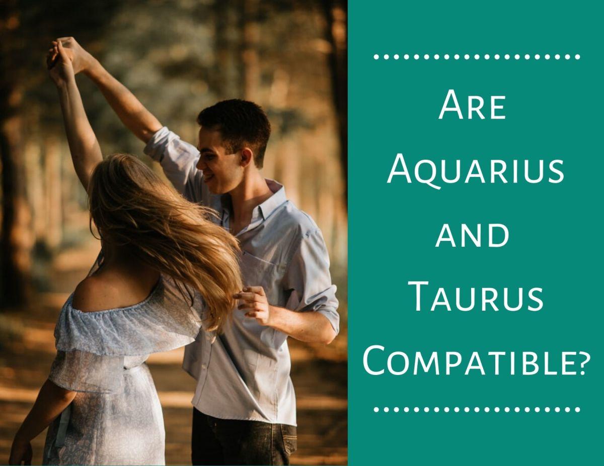 aquarius și taur dating)