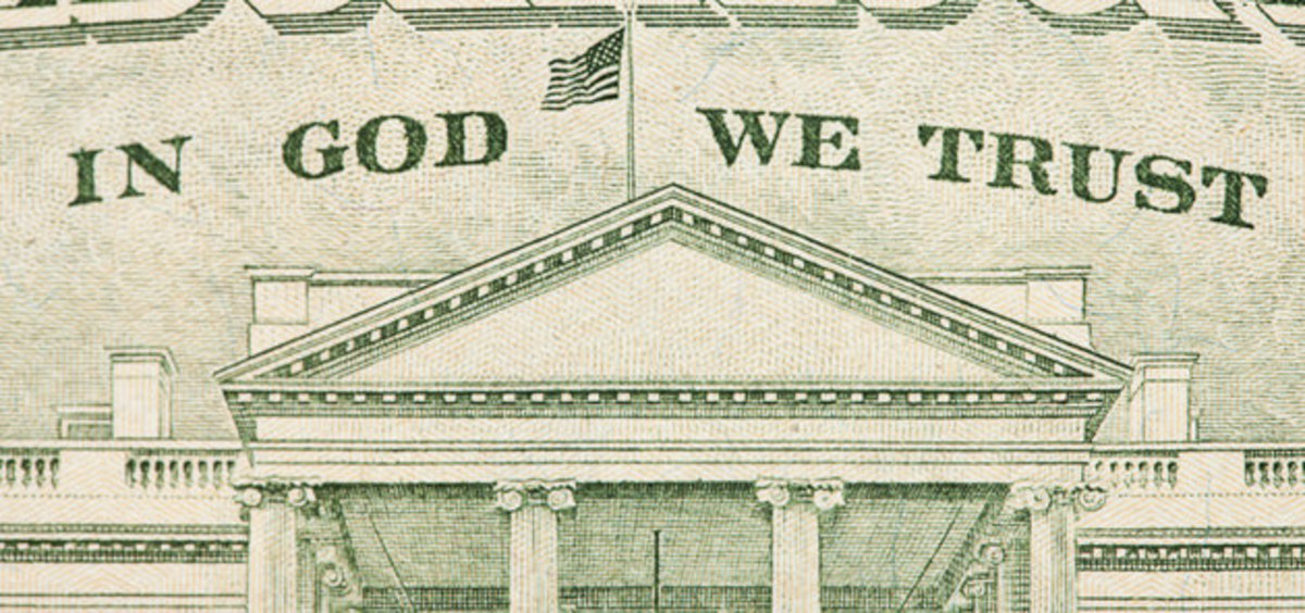 "Where Did ""In God We Trust"" Come From on US Coins?"
