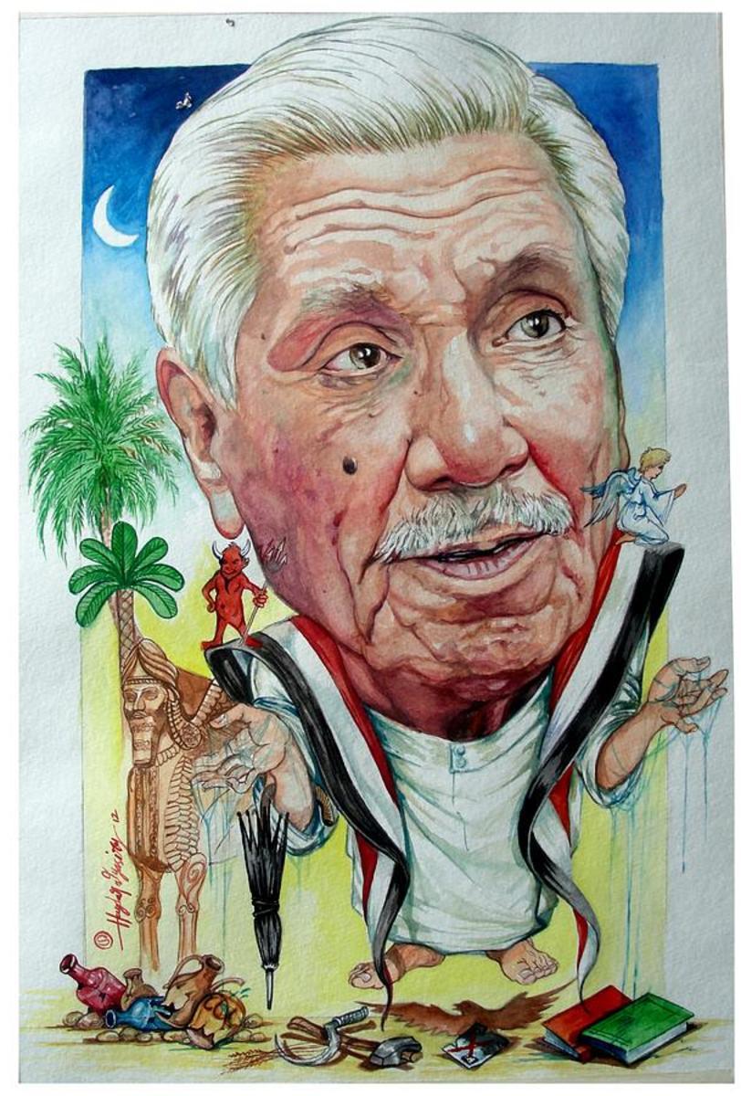 Abdel Wahab al-Bayati - Iraqi