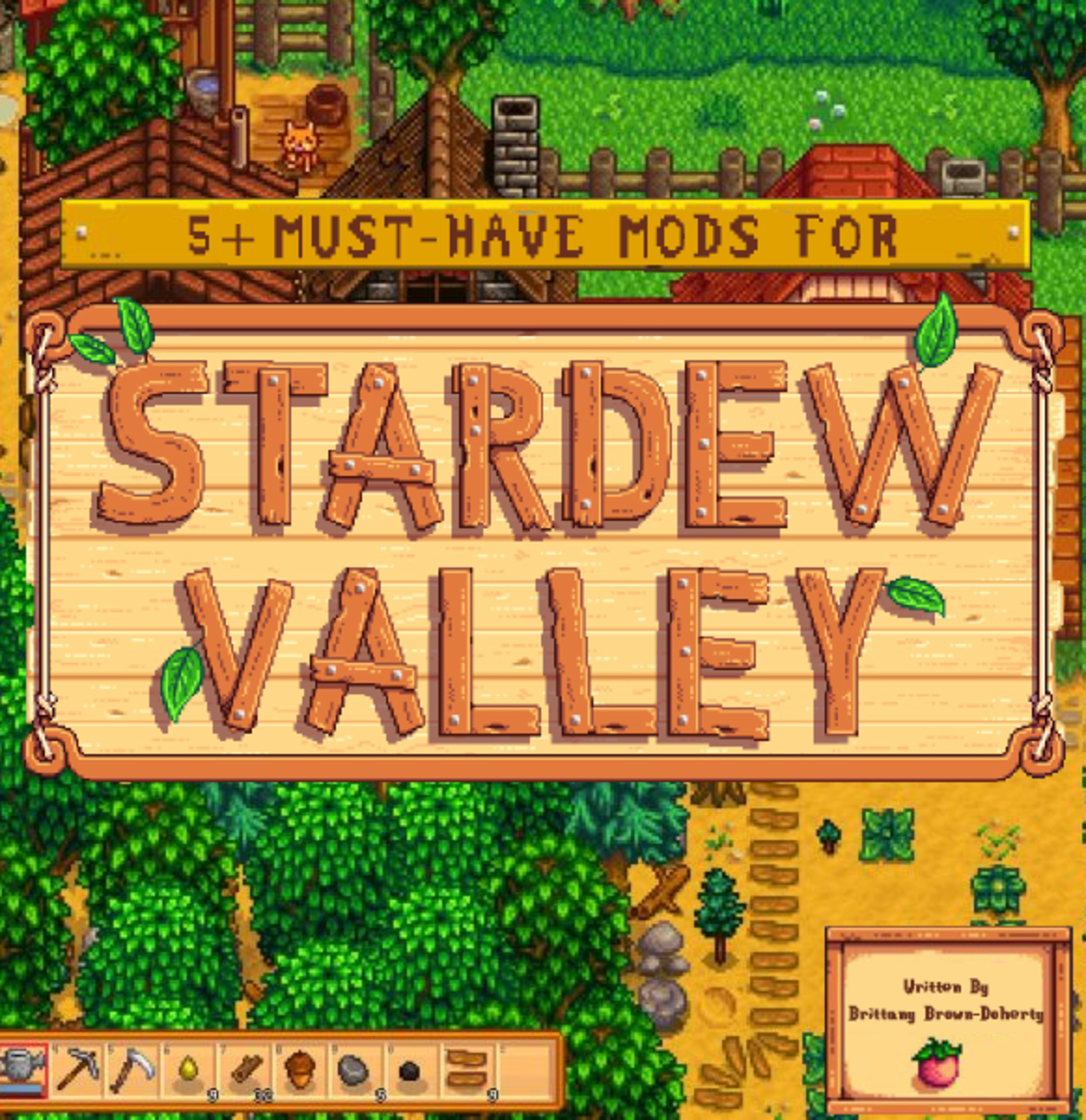 "5+ of the best mods for ""Stardew Valley""!"