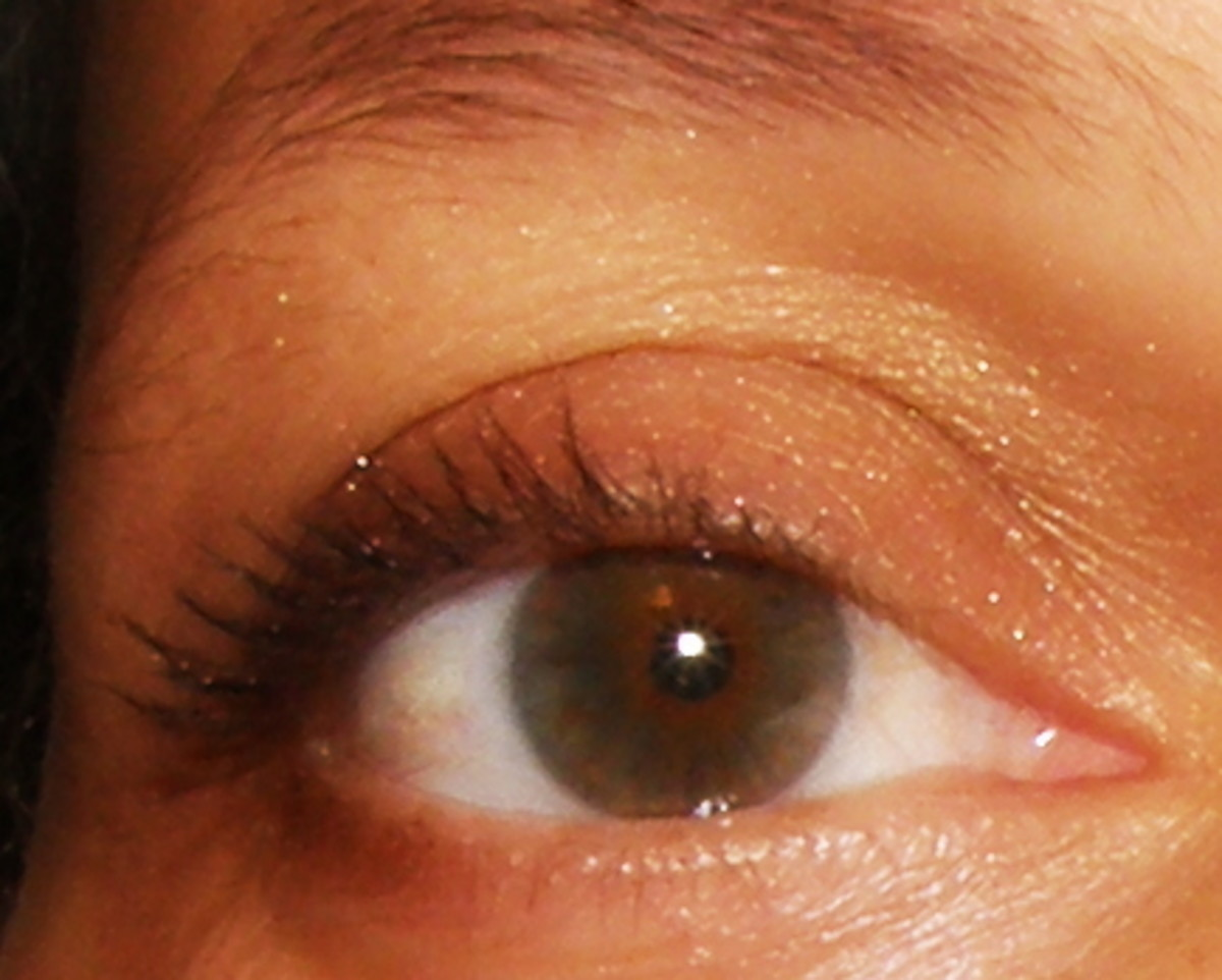 Longer Lashes Without Falsies: My Experience With Physicians Formula Lash Extension Kit