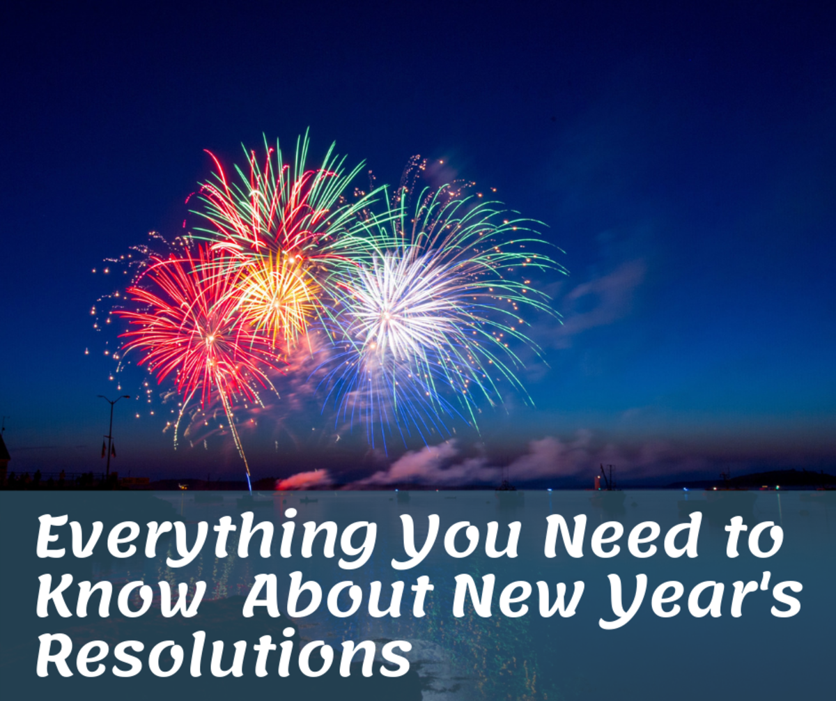 This article will cover everything you need to know about New Year's resolutions.