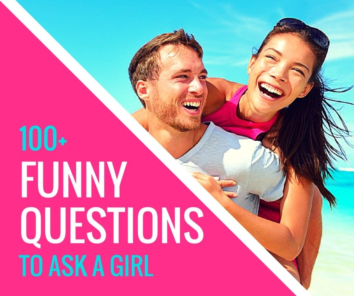 Dating questions to ask a guy funny
