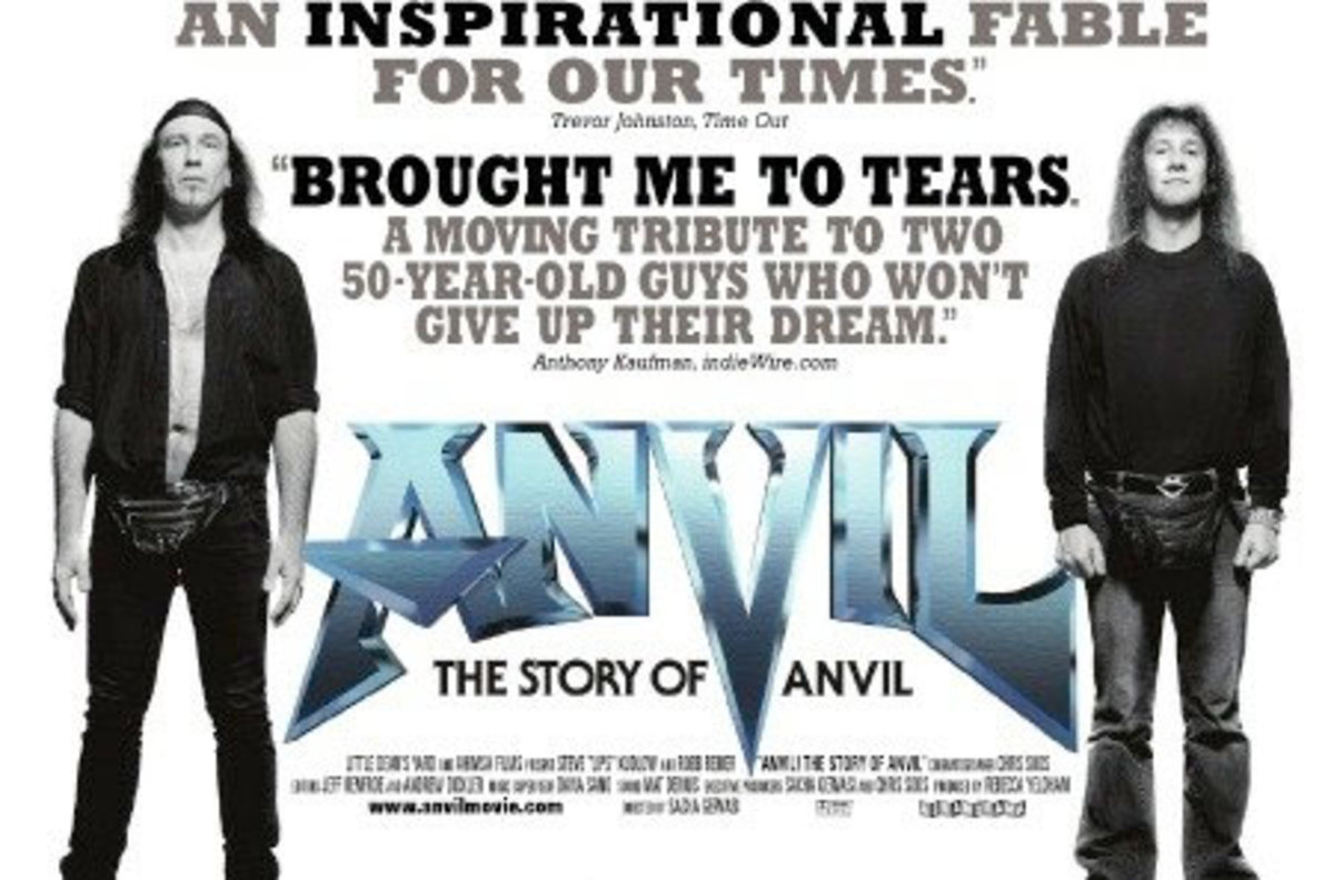 Should I Watch..? 'Anvil: The Story of Anvil'