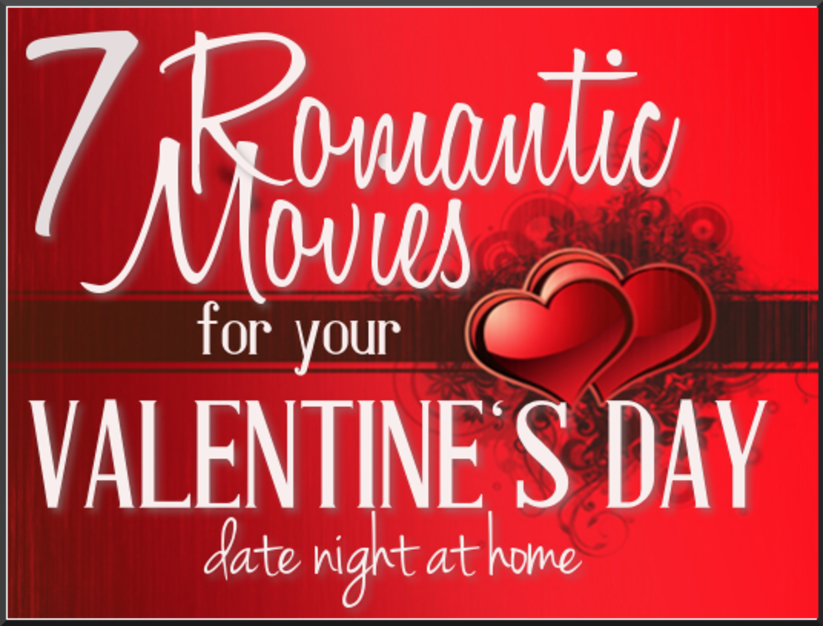 7 Romantic Movies to Watch on Your Valentine's Day Date Night