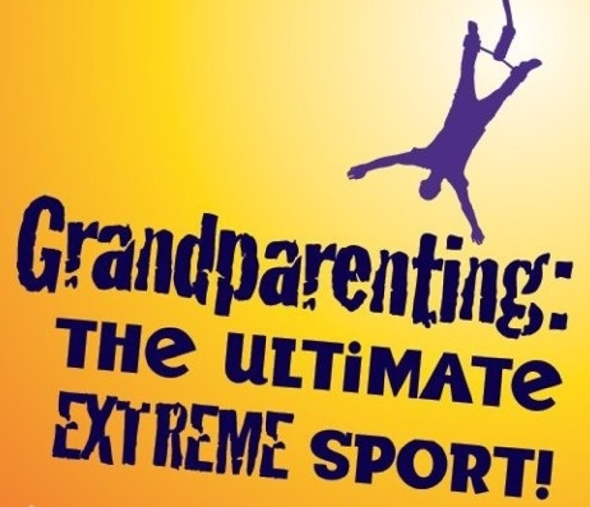 Grandparenting: The Ultimate Extreme Sport