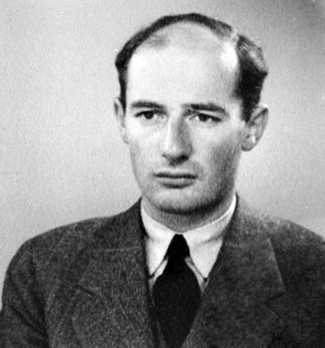 Raoul Wallenberg in 1944.