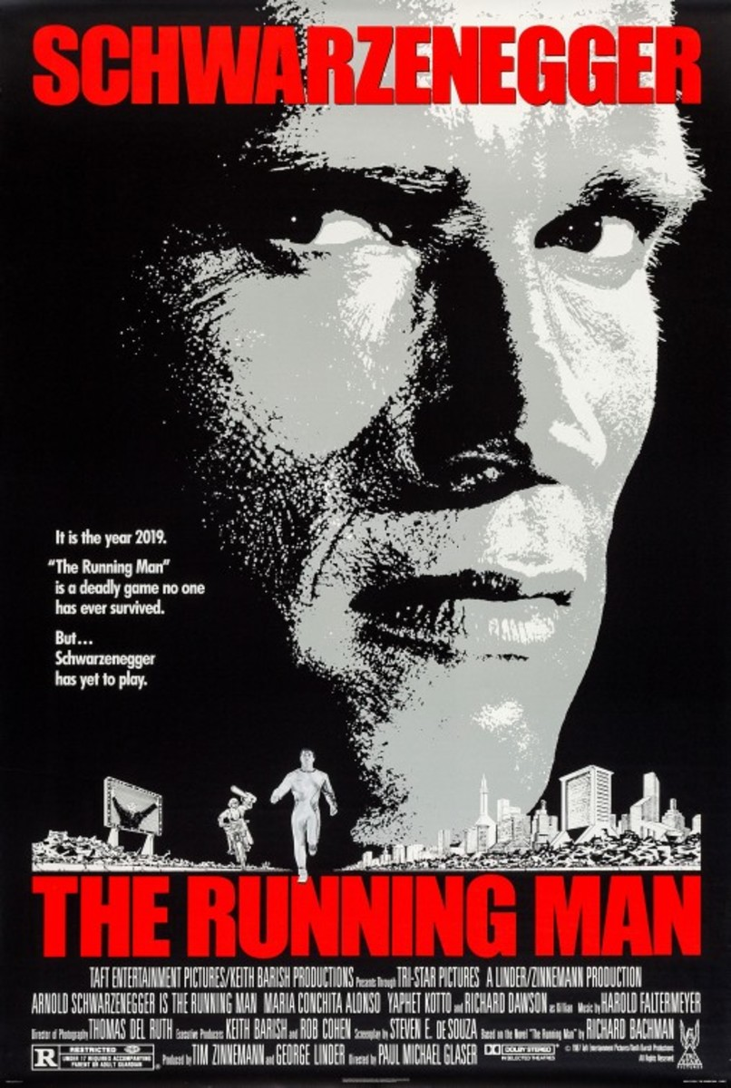 Film Review: The Running Man
