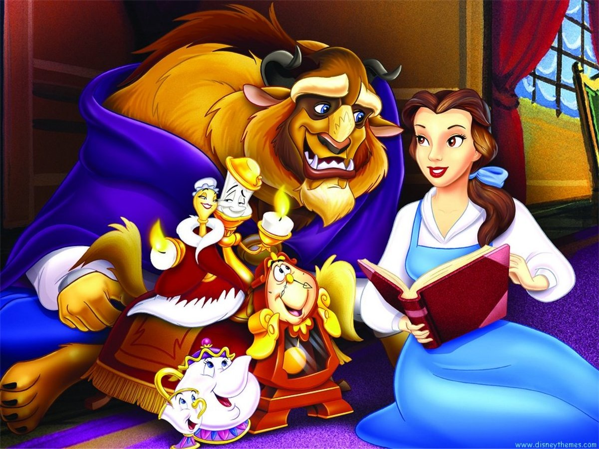 M: Beauty and the Beast - The Final]