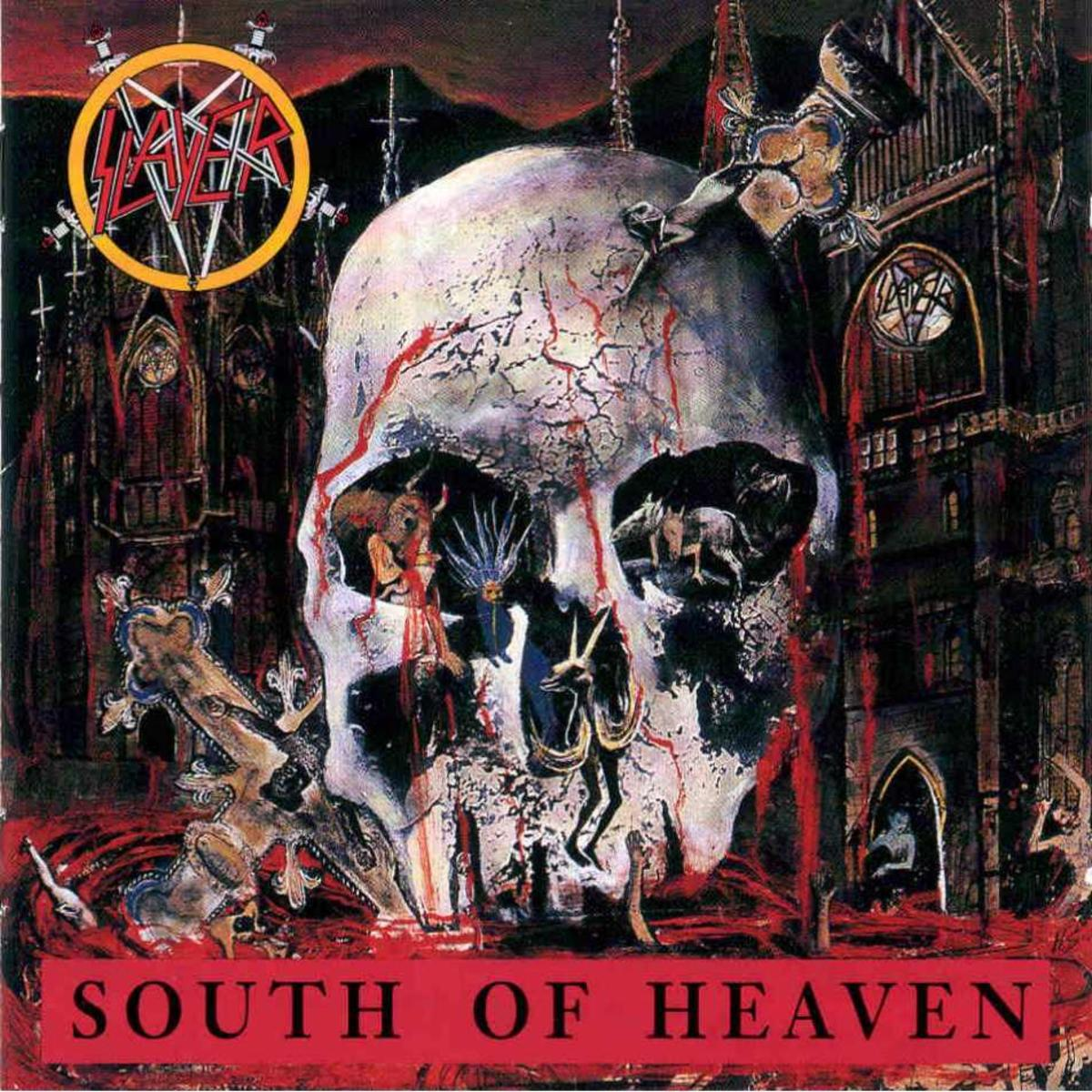 "Review of ""South of Heaven,"" the 4th Studio Album by American Thrash Metal Band Slayer"
