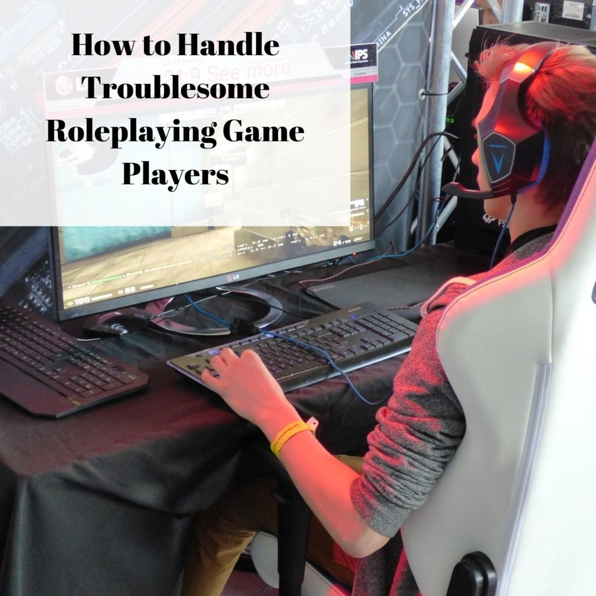 Four Ways to Handle Troublesome Roleplaying Game Players
