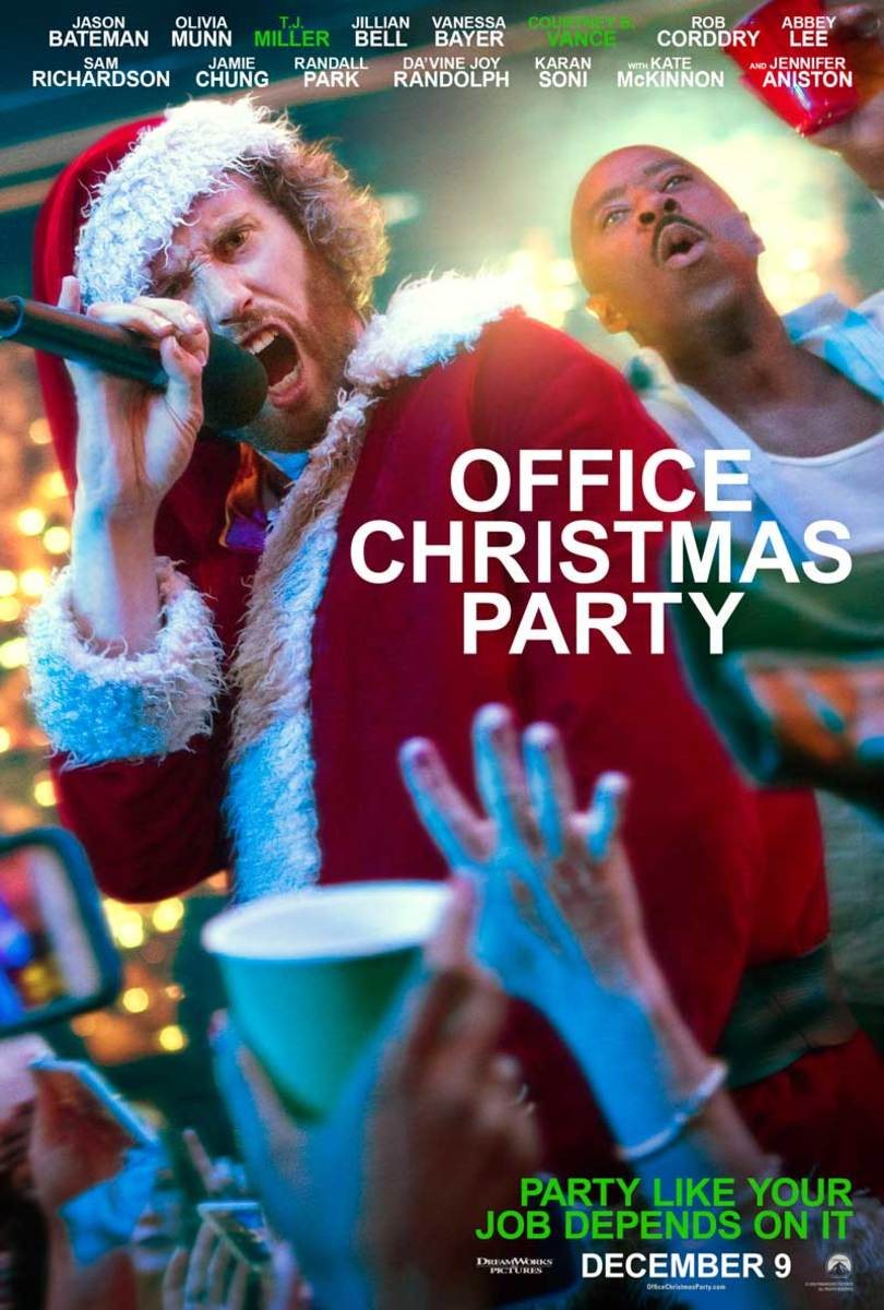 Film Review: Office Christmas Party